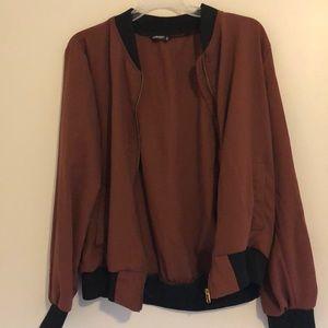 💜Rust Jacket